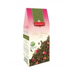 چای اولانگ با گل رز