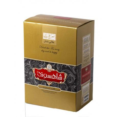 چای طلایی نشان