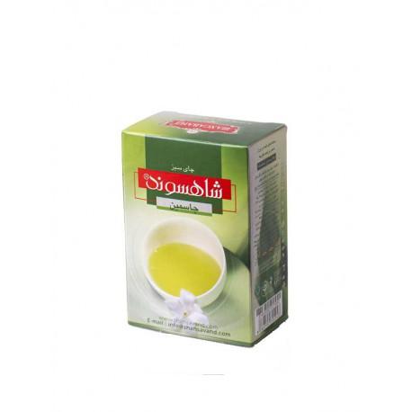چای سبز جاسمین