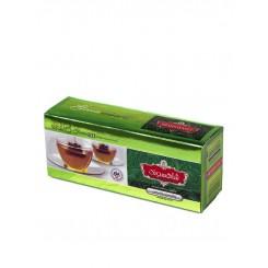 چای كيسه ای سبز جاسمين خورجينی ٢٥ عددی