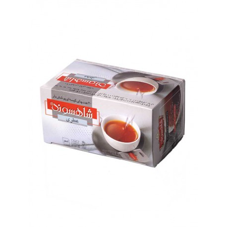 چای کیسه ای عطری پوشش دار