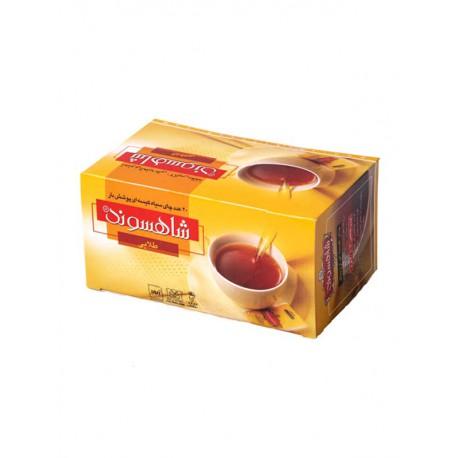 چای کیسه ای ارژینال پوشش دار
