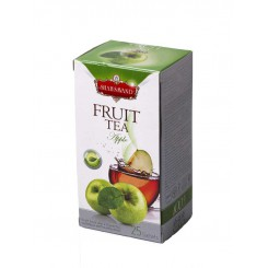 چای کیسه ای با طعم سیب