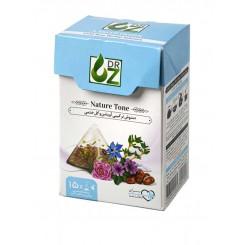 دمنوش ترکیبی آویشن و گل ختمی - Dr oz