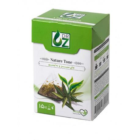 چای سبز و به لیمو دکتر آز
