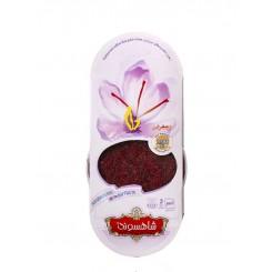 زعفران سرگل نیم مثقالی