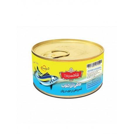 کنسرو تن ماهی 180 گرمی