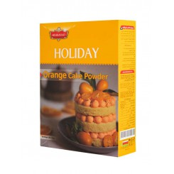 پودر کیک پرتقالی