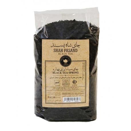 چای سیاه بهاره لاهیجان شاهپسند 500 گرمی