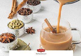 چای ماسالا آماده + ترکیبات آن!