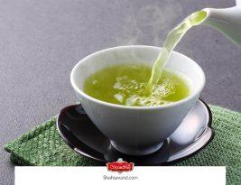 طریقه مصرف چای سبز+ دم کردن آن