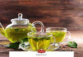 چای سبز، دمنوشی شگفت انگیز در کاهش غلظت خون!