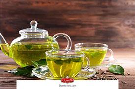 تاثیر چای سبز بر فشارخون