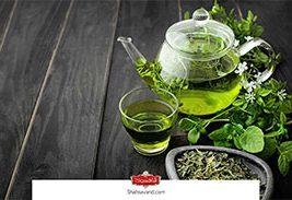 عوارض جدی مصرف زیاد چای سبز!